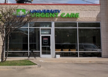 Fort Worth urgent care clinic University Urgent Care