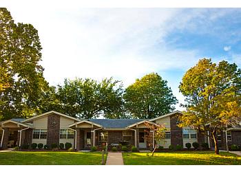 Tulsa assisted living facility University Village
