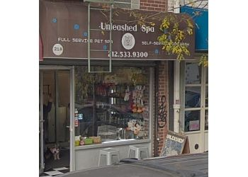 New York pet grooming Unleashed Spa