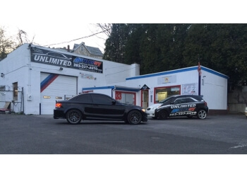 Stamford auto body shop Unlimited Auto Body & Collision Specialists