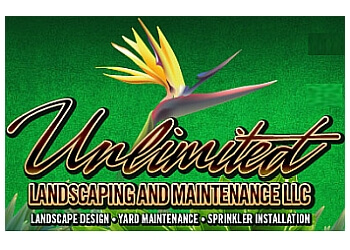 Honolulu lawn care service Unlimited Landscaping and Maintenance LLC