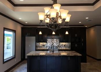 Laredo custom cabinet Unlimted Cabinets Inc.