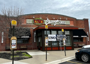 Sterling Heights pizza place Uno Pizzeria & Grill