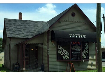Top 3 tattoo shops in indianapolis in threebestrated review for Tattoo parlors in indianapolis