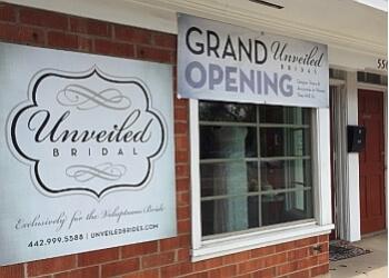 Escondido bridal shop Unveiled Brides