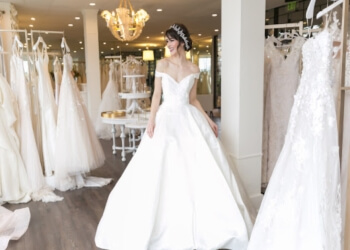 Little Rock bridal shop Unveiled Bridal Collection