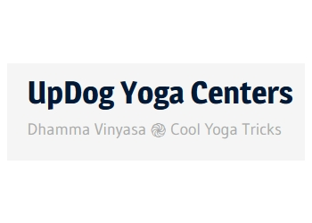 Huntsville yoga studio UpDog Yoga Center