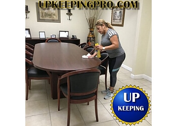Miami commercial cleaning service Upkeeping Pro Cleaning Services