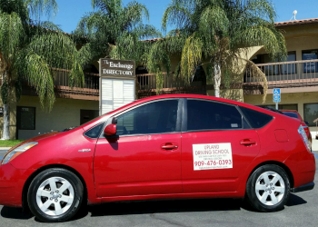 Rancho Cucamonga driving school Upland Driving School