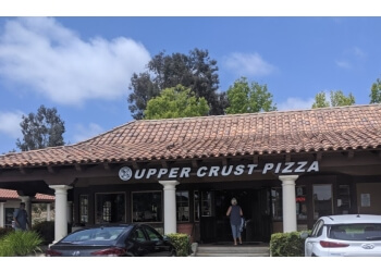 Oceanside pizza place Upper Crust Pizza
