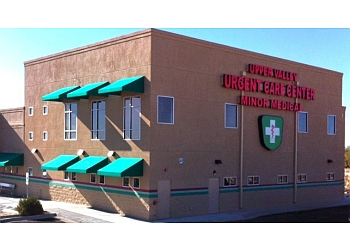 El Paso urgent care clinic Upper Valley Urgent Care Center