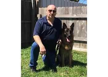 Indianapolis dog training Uptons k9 training center