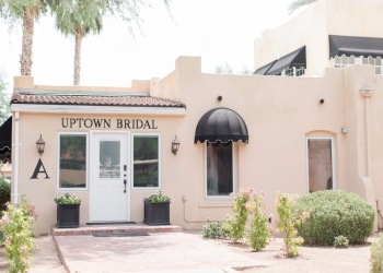 Chandler bridal shop Uptown Bridal & Boutique