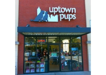 Atlanta pet grooming Uptown Pups