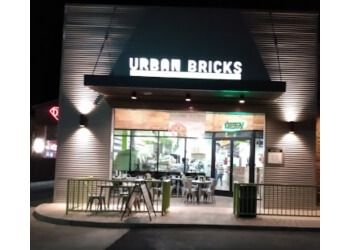 Lubbock pizza place Urban Bricks Pizza