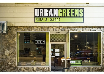 Urban Greens Subs & Salads