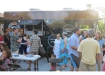 Salt Lake City food truck Urban Press Food Truck