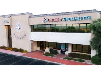 Tucson urgent care clinic Urgent Care by Urgent Specialists