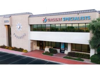 Tucson urgent care clinic Urgent Specialists