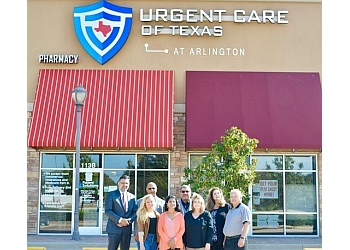 Arlington urgent care clinic Urgent Care of Texas