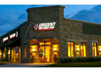 Austin urgent care clinic Urgent and Family Care at Avery Ranch