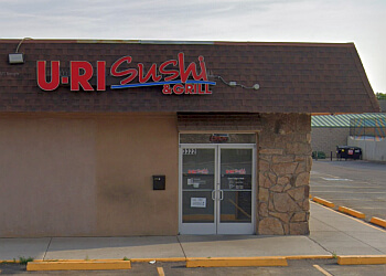 Colorado Springs sushi Uri Sushi & Grill