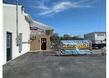 Kansas City auto body shop Ussery Auto Body Repair Inc.