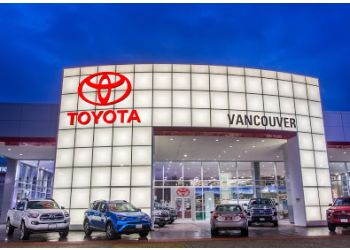 Vancouver car dealership VANCOUVER TOYOTA
