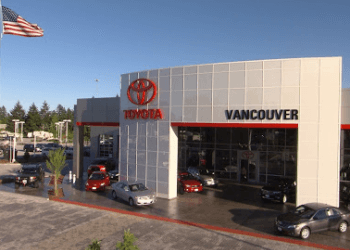 Vancouver car dealership VANCOUVER TOYOTA