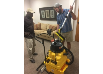 Raleigh commercial cleaning service VANGUARD CLEANING SYSTEMS, INC.
