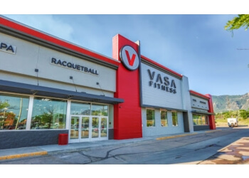 Colorado Springs gym VASA Fitness