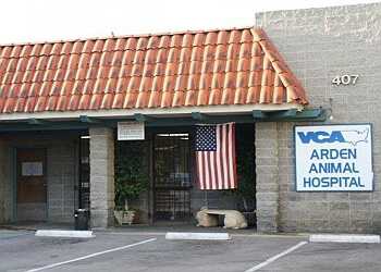 Glendale veterinary clinic VCA Arden Animal Hospital