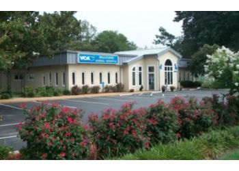 Newport News veterinary clinic VCA Boulevard Animal Hospital