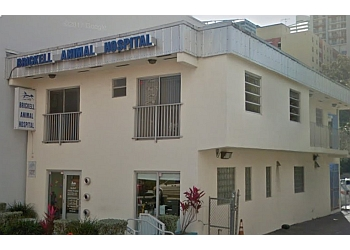 Miami veterinary clinic VCA Brickell Animal Hospital