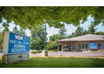 Vancouver veterinary clinic VCA East Mill Plain Animal Hospital