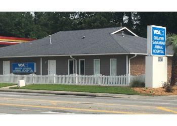 Savannah veterinary clinic VCA Greater Savannah Animal Hospita