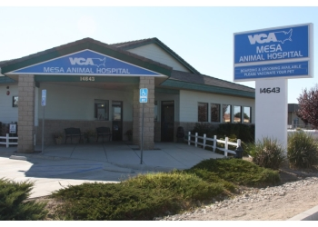 Victorville veterinary clinic VCA Mesa Animal Hospital
