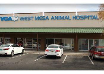 Albuquerque veterinary clinic VCA West Mesa Animal Hospital