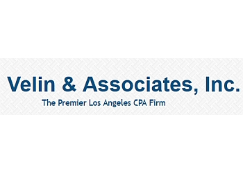 Los Angeles accounting firm VELIN & ASSOCIATES INC.
