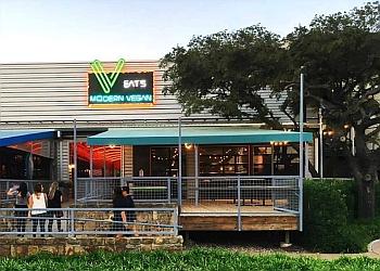 Dallas vegetarian restaurant V-Eats Modern Vegan