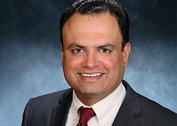 Houston rheumatologist VIJAY KARIA, MD