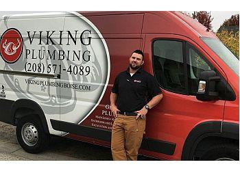 Boise City plumber Viking Plumbing, Inc.