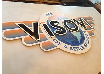 San Jose sign company VISOVI