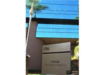Irvine staffing agency VITESSE Recruiting & Staffing Inc.