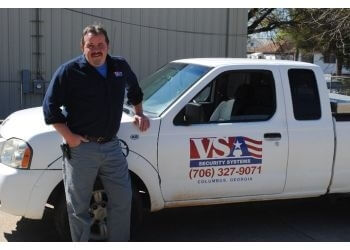 Columbus security system VSA Security Systems
