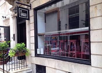 Philadelphia vegetarian restaurant V Street