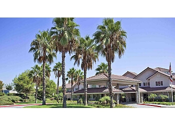 Rancho Cucamonga assisted living facility Valencia Commons