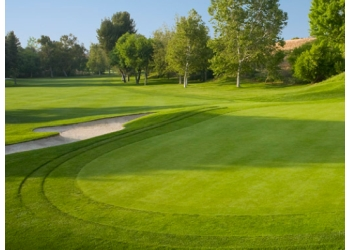 Santa Clarita golf course Valencia Country Club