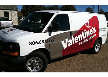 Lubbock commercial cleaning service Valentine's Building Services