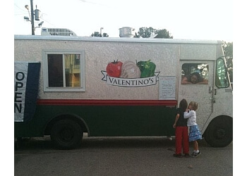 Raleigh food truck Valentino's Food Truck